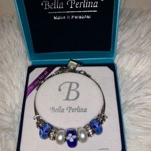 bella Perlina Jewelry - Bella Perlina Charm Bracelet
